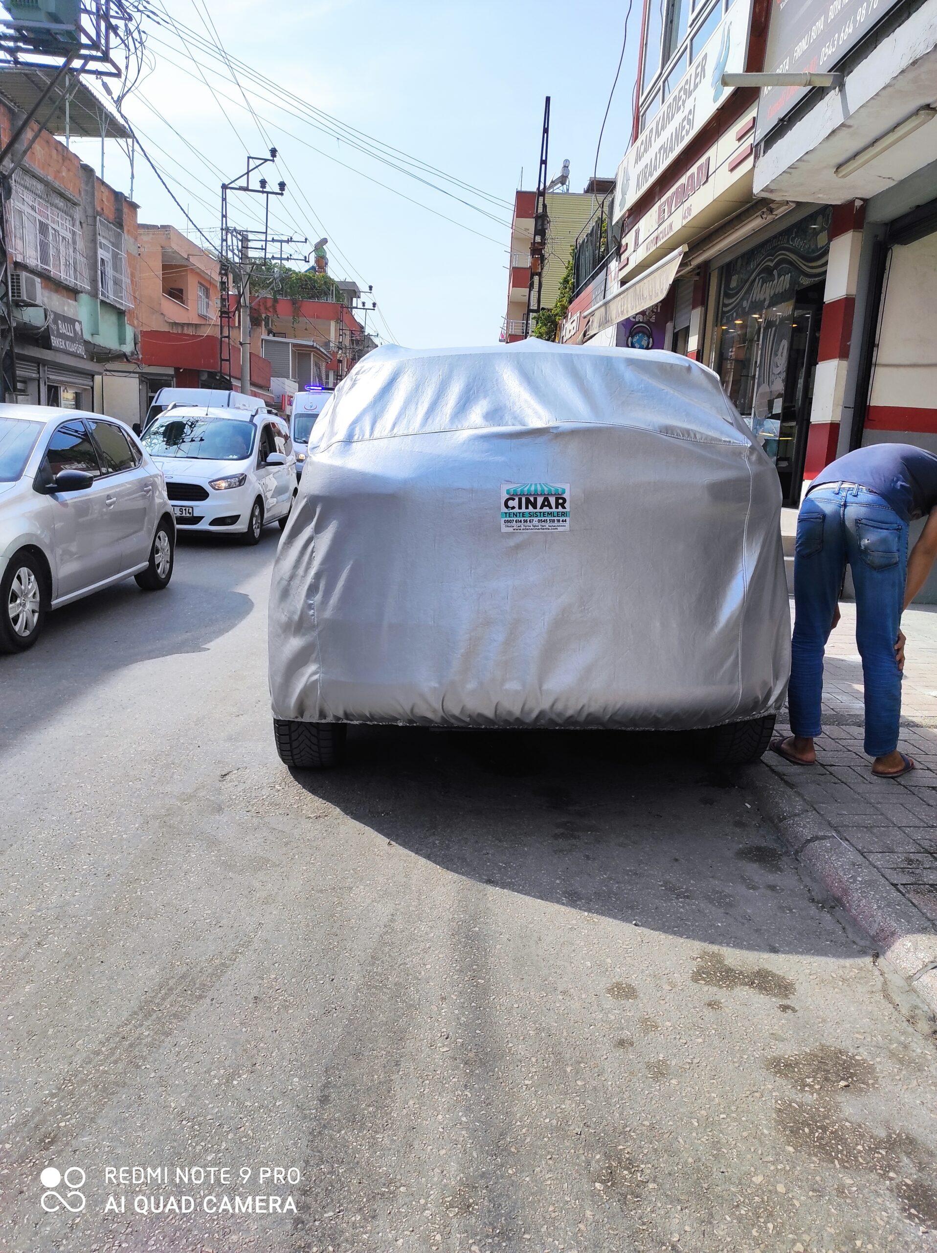 Adana oto Örtüsü