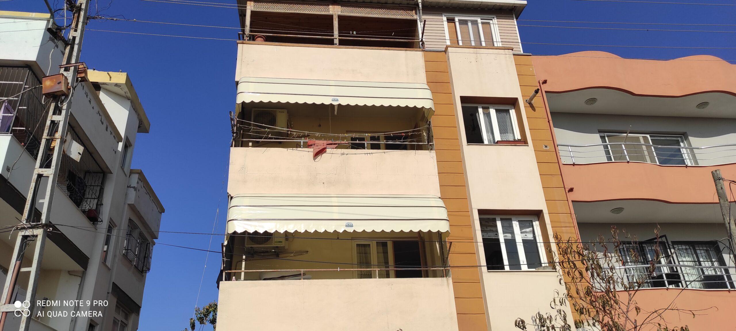 Körüklü Tente Montajımız adana Bahçeşehir mahallesine hayırlı olsun