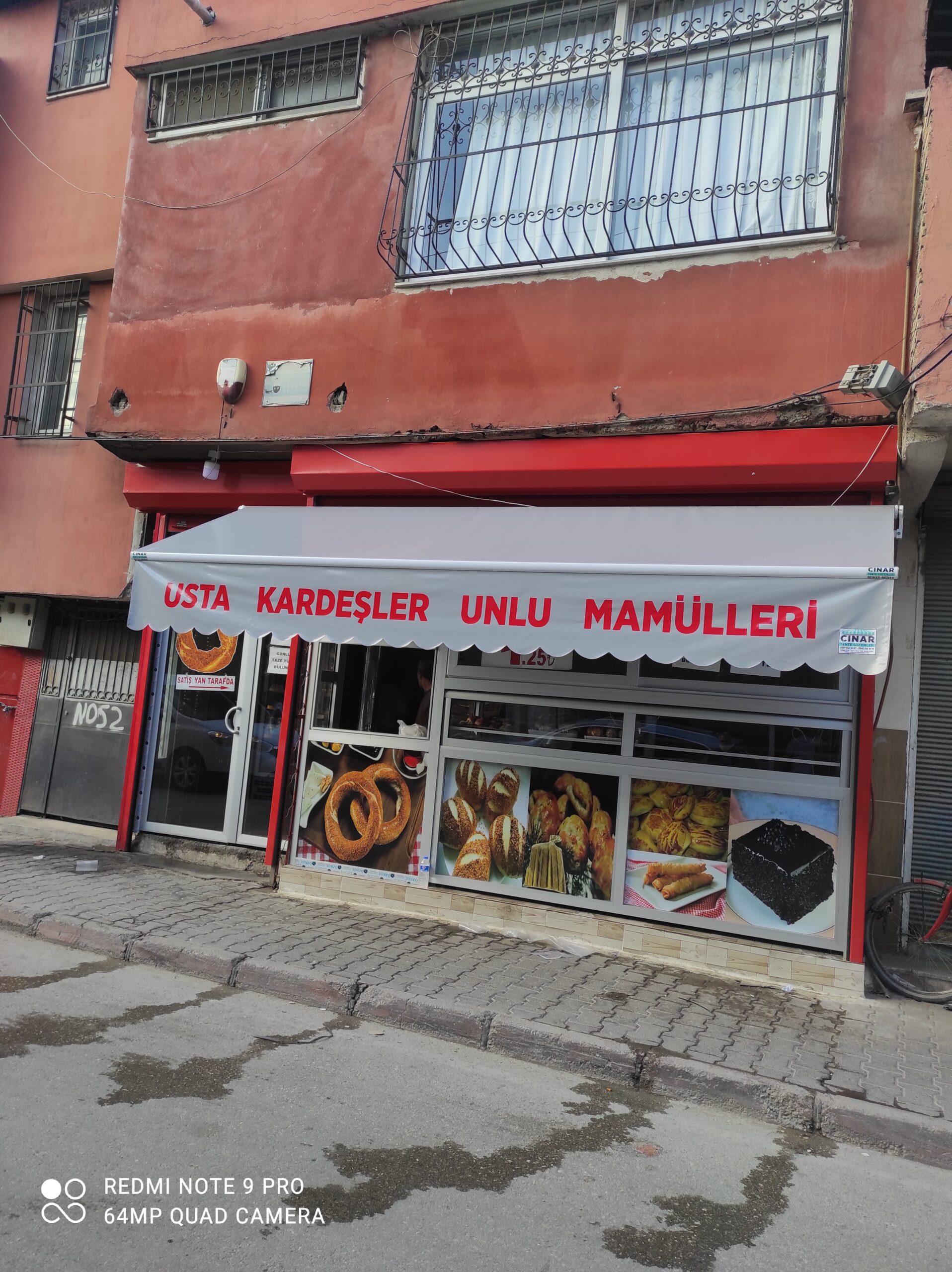 Adana tente